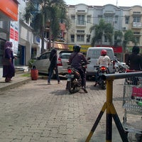 Photo taken at Plaza Pondok Gede by Mahmud C. on 7/15/2013