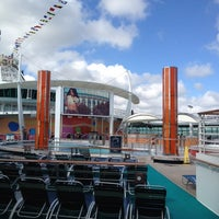 Photo taken at Royal Caribbean - Freedom Of The Seas by M C. on 11/18/2012