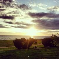 Photo taken at Best Western Plus Cavalier Oceanfront Resort by Roy V. on 3/22/2013