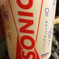 Photo taken at SONIC Drive In by Mansi P. on 3/13/2013