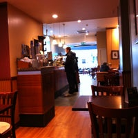 Photo taken at Caffé Nero by Mark N. on 2/19/2013
