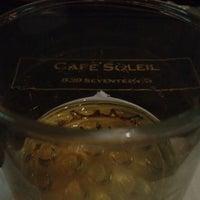 Photo taken at Cafe Soleil by Eugene M. on 11/26/2012