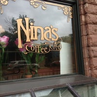 Photo taken at Nina's Coffee Cafe by Tab on 6/22/2013