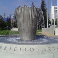 Photo taken at Sal Guarriello Veterans' Memorial by Camille F. on 4/22/2013