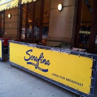 Photo taken at Serafina Broadway by Camille F. on 11/29/2012