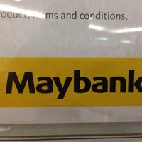 Photo taken at Maybank Premier Wealth Centre by Adzly M. on 10/23/2015