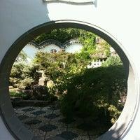 Photo taken at Chinese Scholars' Garden by Mari K. on 9/4/2016
