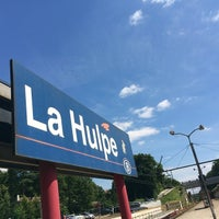 Photo taken at Gare de La Hulpe by Roger P. on 6/23/2014