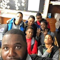 Photo taken at Thurgood Marshall Middle School by Mr. MAK on 11/30/2015