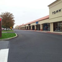 Photo taken at Tanger Outlet Hershey by Yazeed A. on 10/7/2012