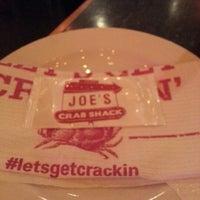 Photo taken at Joe's Crab Shack by Shane aka The Geek on 1/10/2013