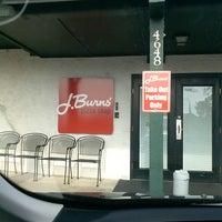 Photo taken at J Burns Pizza Shop by Pamela S. on 4/24/2013