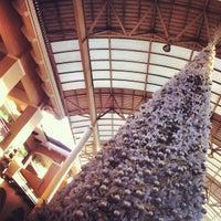 Photo taken at Alabang Town Center by Jon on 12/31/2012