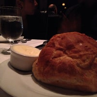 Photo taken at Larsen's Steakhouse by Jimmy M. on 8/31/2013