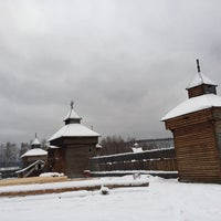 Photo taken at Тальцы by Chickatilla on 12/5/2015