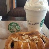 Photo taken at Starbucks by Azucena M. on 3/8/2013