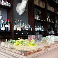 Photo taken at DRAM Apothecary & BREAD BAR by Lauren H. on 7/28/2014