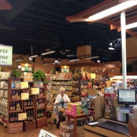 Photo taken at New Frontiers Natural Marketplace by Thomas V. on 9/29/2012