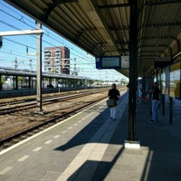 Photo taken at Spoor 5 by Justin F. on 8/16/2016