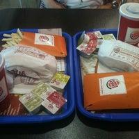 Photo taken at Burger King by Yiğit B. on 5/23/2013