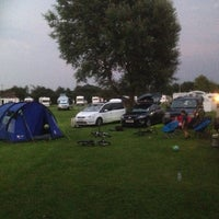 Photo taken at St Neots Camping and Caravanning Club Site by Michael S. on 7/18/2014