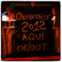 Photo taken at Deep Bar 611 by Fernando S. on 9/28/2012