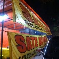 Photo taken at Sate Blora Mas Seno by Gregorius D. on 10/15/2012