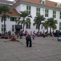 Photo taken at Kota Tua by Mau A. on 1/4/2013