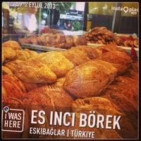 Photo taken at Esinci Börek by Erdem K. on 9/2/2013