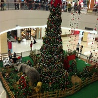 Photo taken at Shopping Granja Vianna by Daniel R. on 12/30/2012