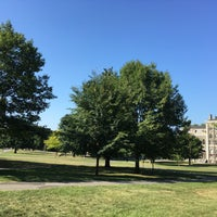 Photo taken at Arts Quad by Mark on 9/7/2016