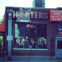 Photo taken at Hooters by Will O. on 6/5/2013