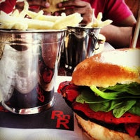 Photo taken at RnR Restaurant & Bar by Brad W. on 3/5/2013