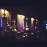Photo taken at Blue Tapas Bar & Cocktail Lounge by Filip R. on 10/16/2012