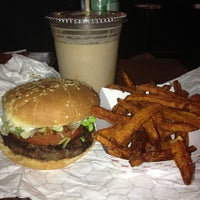 Photo taken at Black Shack Burger by Sheila R. on 11/12/2013