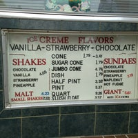 Photo taken at Carl's Ice Cream by Danya B. on 7/19/2013