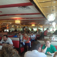 Photo taken at Ambrosia Diner by Rick N. on 8/4/2013