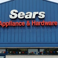 Photo taken at Sears Appliance and Hardware Store by Kyle H. on 5/3/2013
