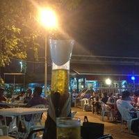 Photo taken at Tak Sin Pier by Kantinun S. on 11/27/2012