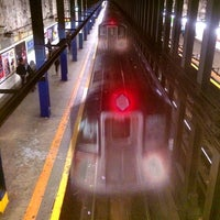 Photo taken at MTA Subway - 68th St/Hunter College (6) by Jeffrey P. on 11/8/2013