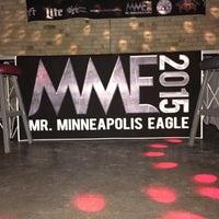 Photo taken at Minneapolis Eagle by Chris D. on 11/16/2014