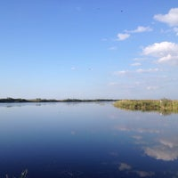 Photo taken at Arthur R. Marshall Loxahatchee National Wildlife Refuge by Holly A. on 4/23/2014