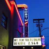 Photo taken at North Bend Theater by Mary H. on 11/16/2014