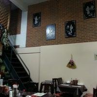 Photo taken at Hien Vuong Restaurant by John W. on 11/22/2012