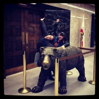 Photo taken at The Governor's Office by Thalita K. on 11/23/2012