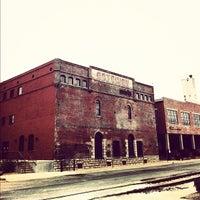 Photo taken at Brick City by Tim S. on 10/21/2012