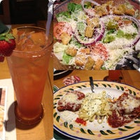Photo taken at Olive Garden by Alexandra S. on 8/28/2013