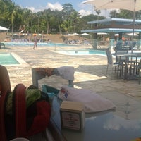 Photo taken at Santo Domingo Country Club by Alberony M. on 1/21/2013
