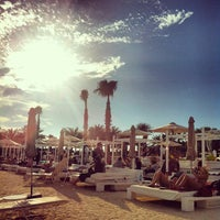 Photo taken at Nasimi Beach by Pinay Flying H. on 2/8/2013