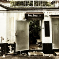 Photo taken at Papa Palheta by Andre C. on 10/21/2012